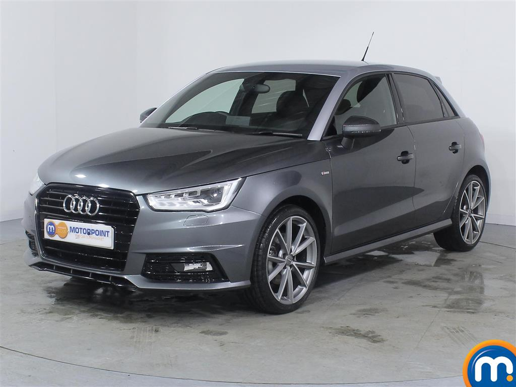 Audi A1 Black Edition Nav - Stock Number (981098) - Passenger side front corner