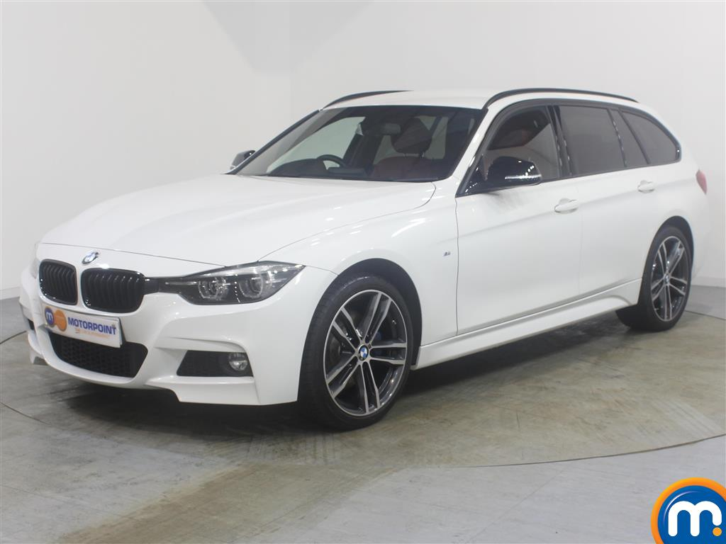 BMW 3 Series M Sport Shadow Edition - Stock Number (949953) - Passenger side front corner