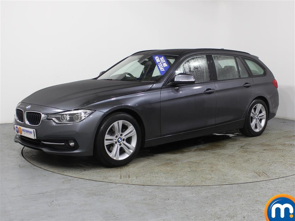 BMW 3 Series EfficientDynamics Sport - Stock Number (985131) - Passenger side front corner