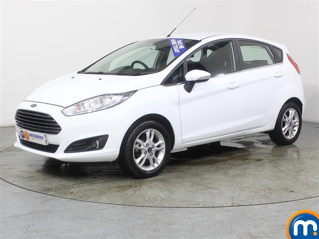 Ford Fiesta Zetec - Stock Number (975930) - Passenger side front corner