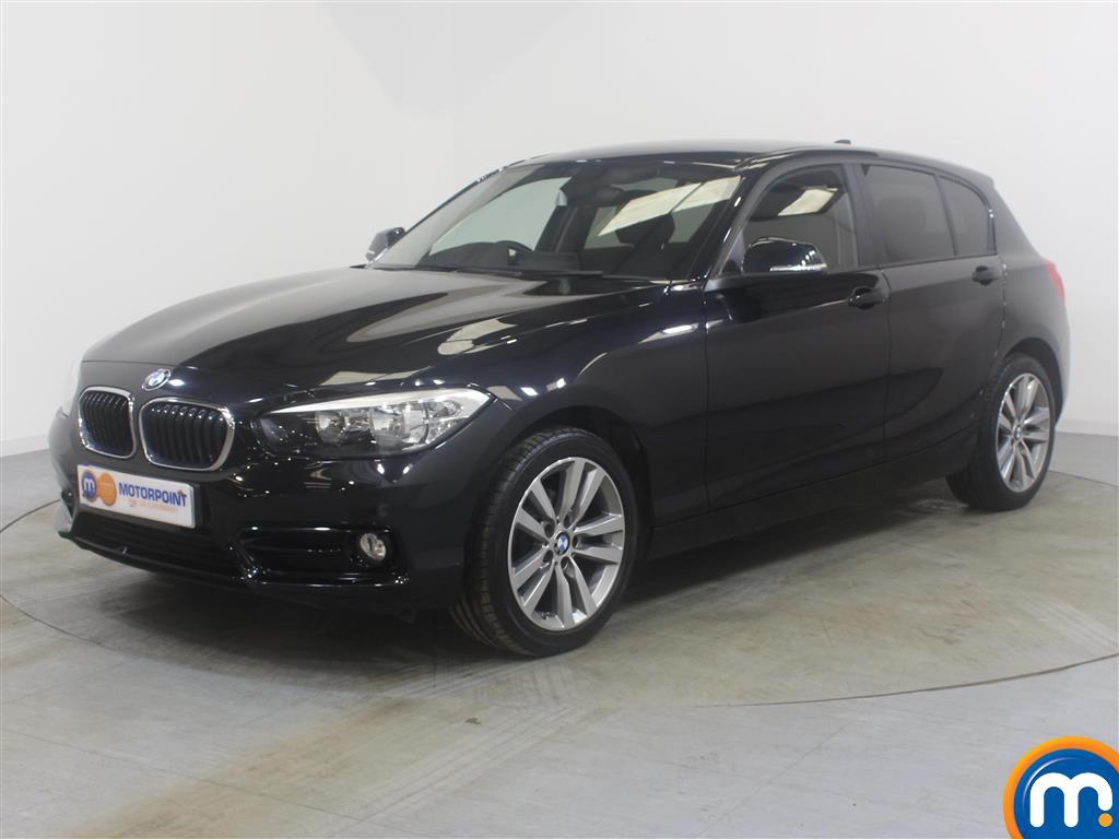 BMW 1 Series Sport - Stock Number (982476) - Passenger side front corner