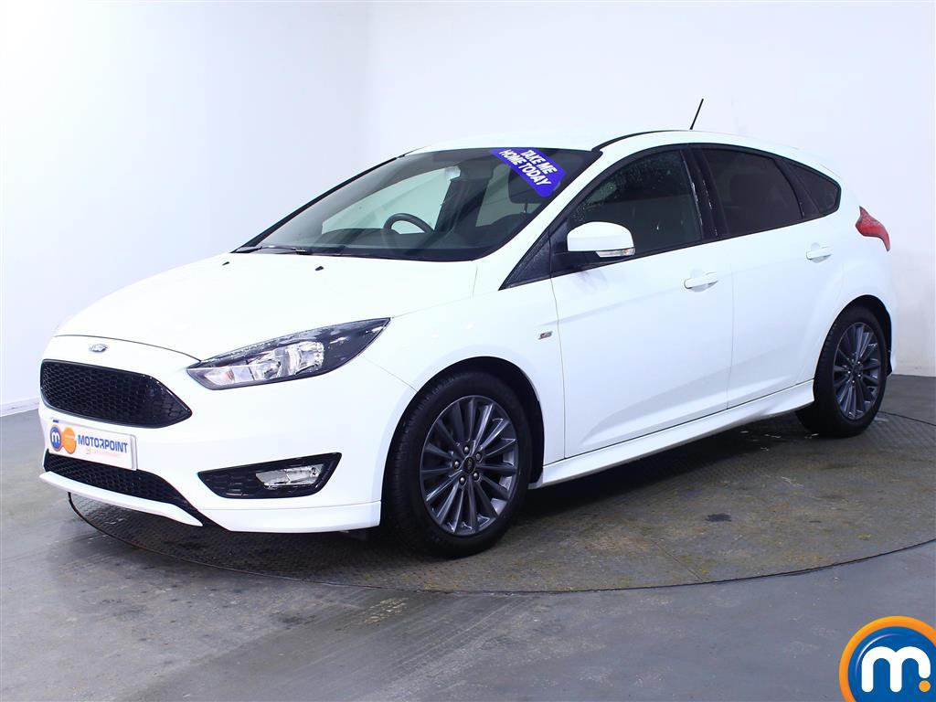 Ford Focus ST-Line - Stock Number (985498) - Passenger side front corner