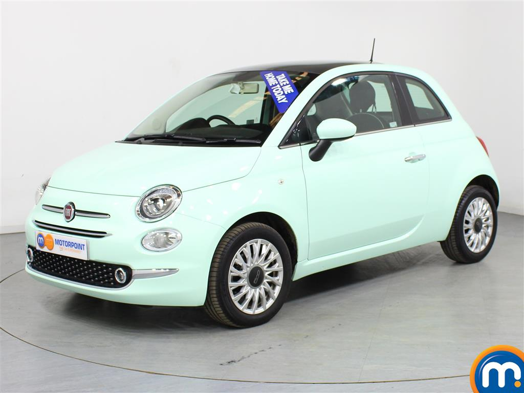 Fiat 500 Lounge - Stock Number (966214) - Passenger side front corner