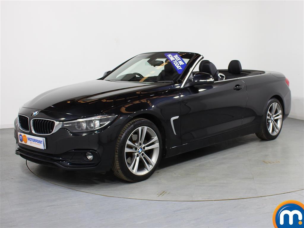 BMW 4 Series Sport - Stock Number (969324) - Passenger side front corner