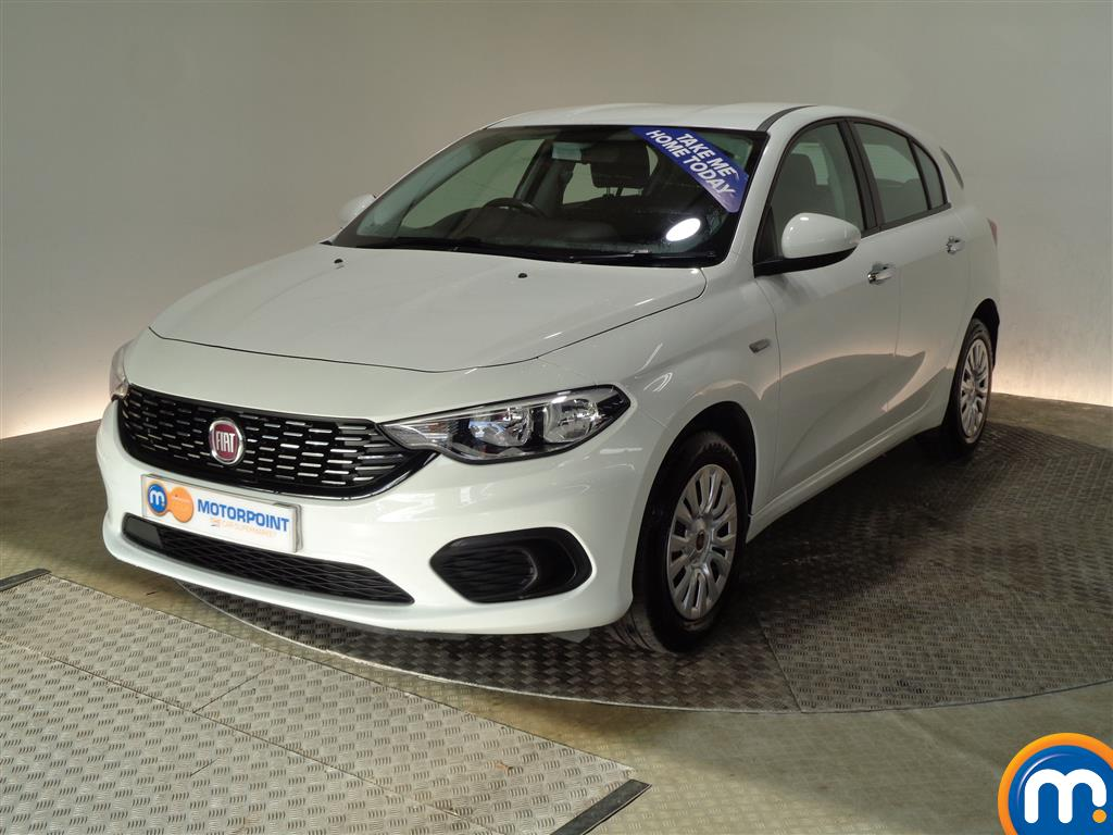 Fiat Tipo Easy - Stock Number (980009) - Passenger side front corner