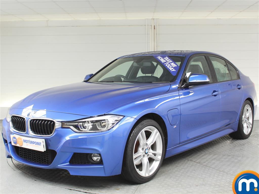 BMW 3 Series M Sport - Stock Number (981466) - Passenger side front corner