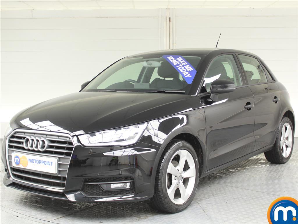 Audi A1 Sport Nav - Stock Number (985765) - Passenger side front corner