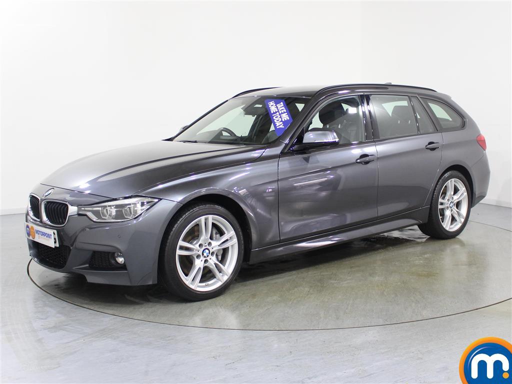 BMW 3 Series M Sport - Stock Number (979413) - Passenger side front corner