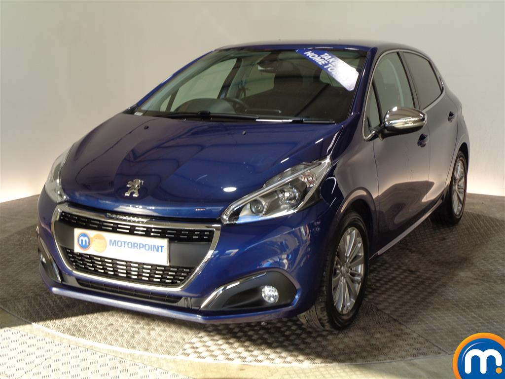 Peugeot 208 Allure - Stock Number (977196) - Passenger side front corner