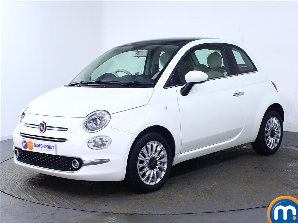 Fiat 500 Lounge - Stock Number (985066) - Passenger side front corner