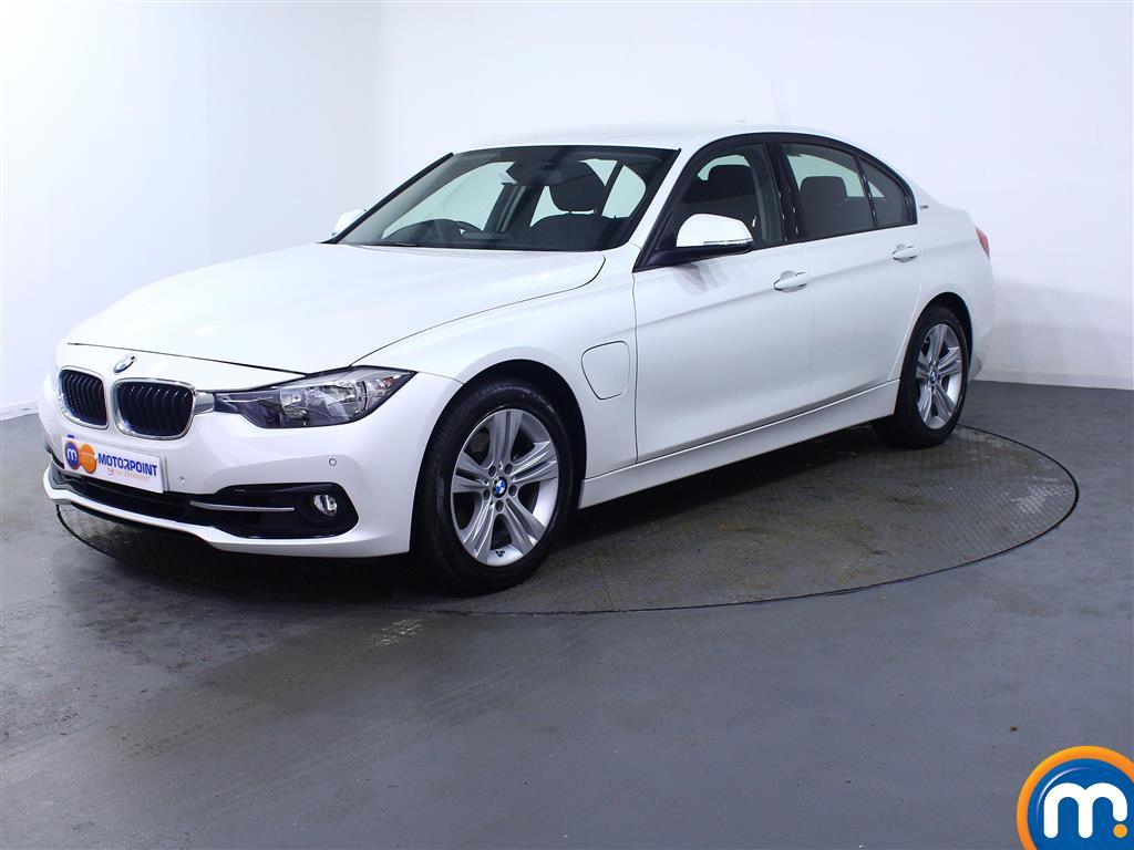 BMW 3 Series Sport - Stock Number (975946) - Passenger side front corner