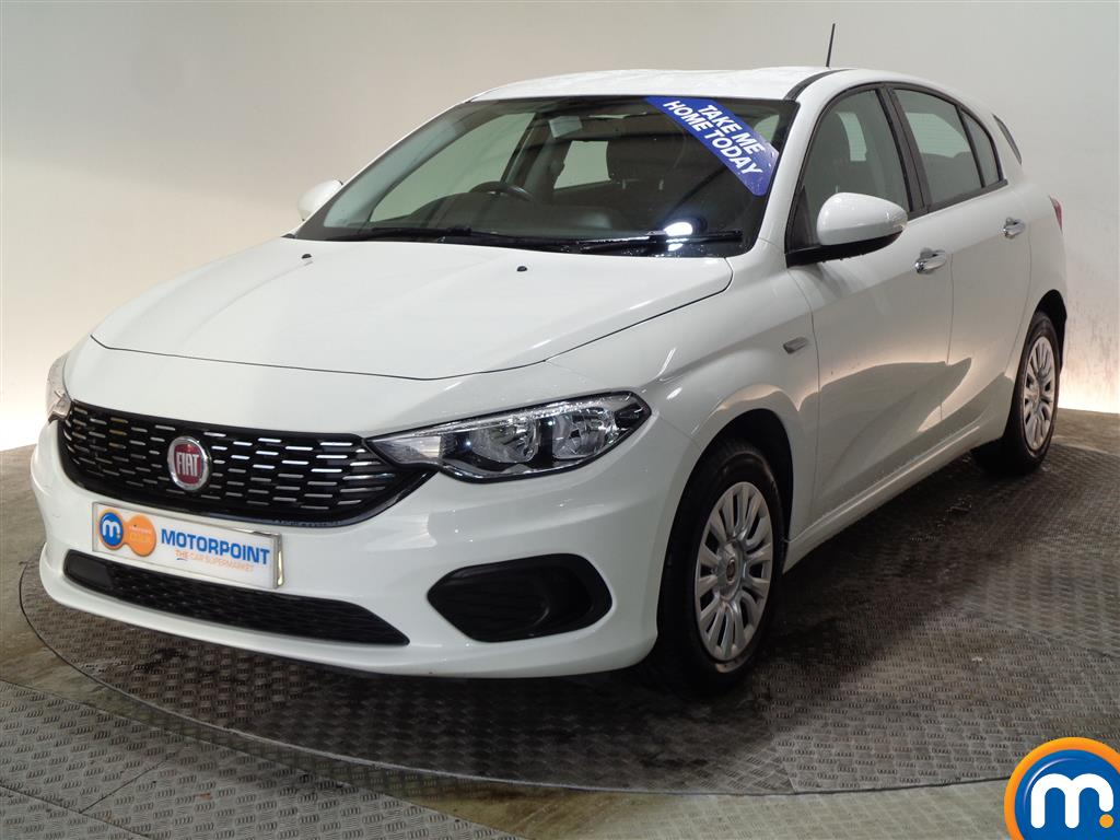 Fiat Tipo Easy - Stock Number (979998) - Passenger side front corner