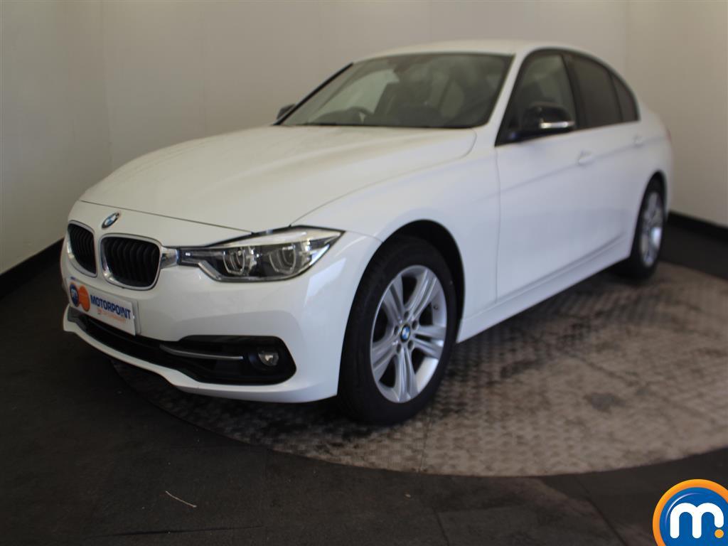BMW 3 Series Sport - Stock Number (987556) - Passenger side front corner