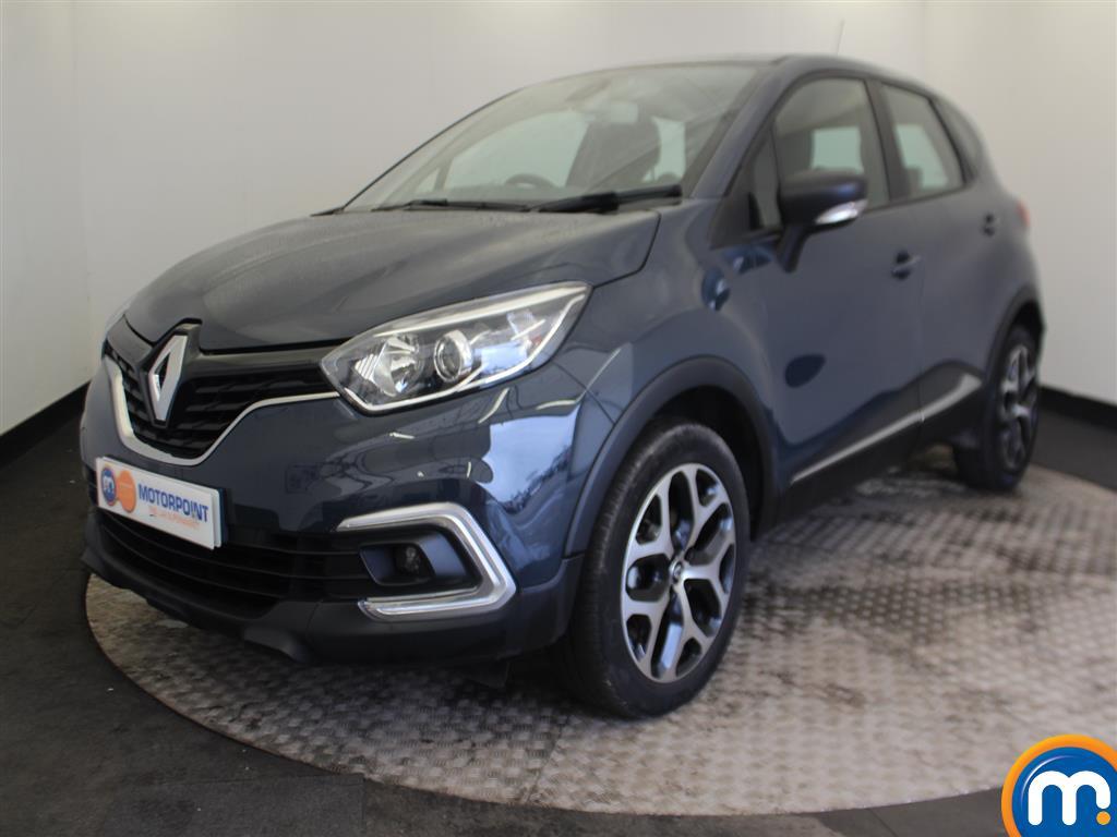 Renault Captur Dynamique Nav - Stock Number (981347) - Passenger side front corner