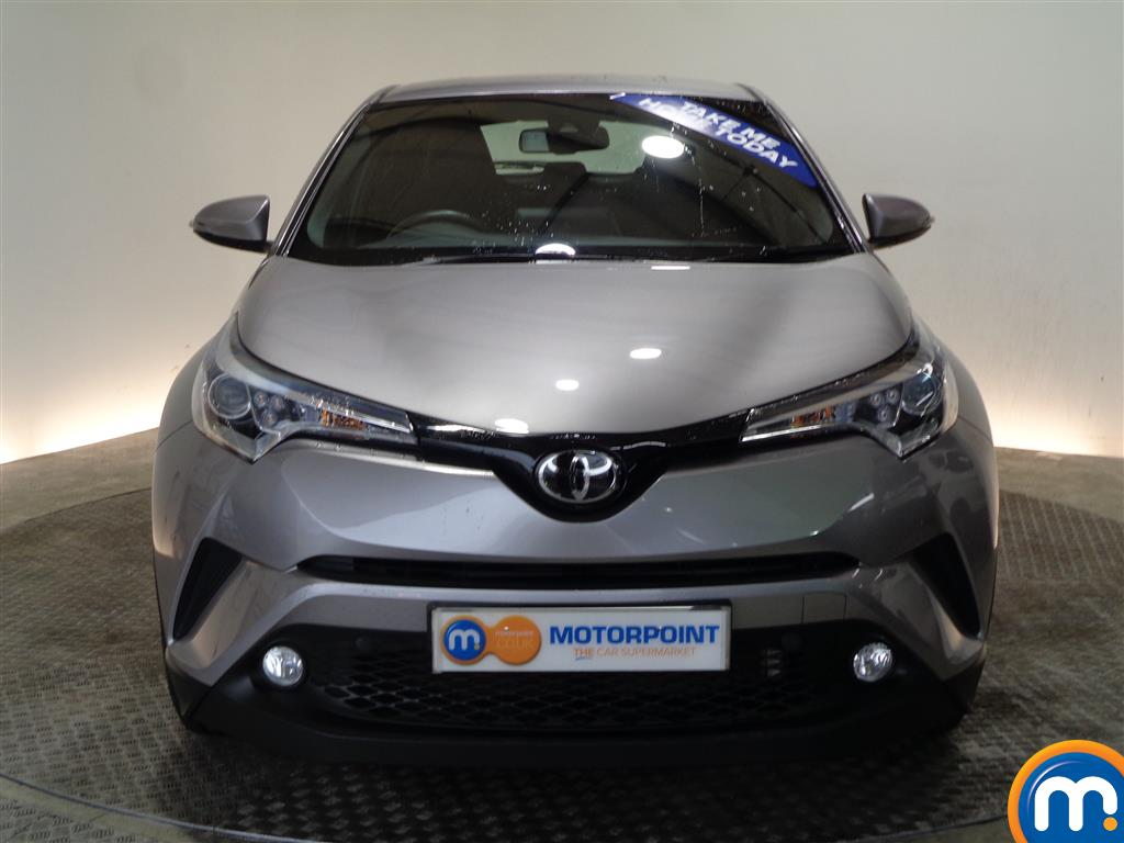 Toyota C-Hr Icon Manual Petrol Hatchback - Stock Number (986321) - Front bumper