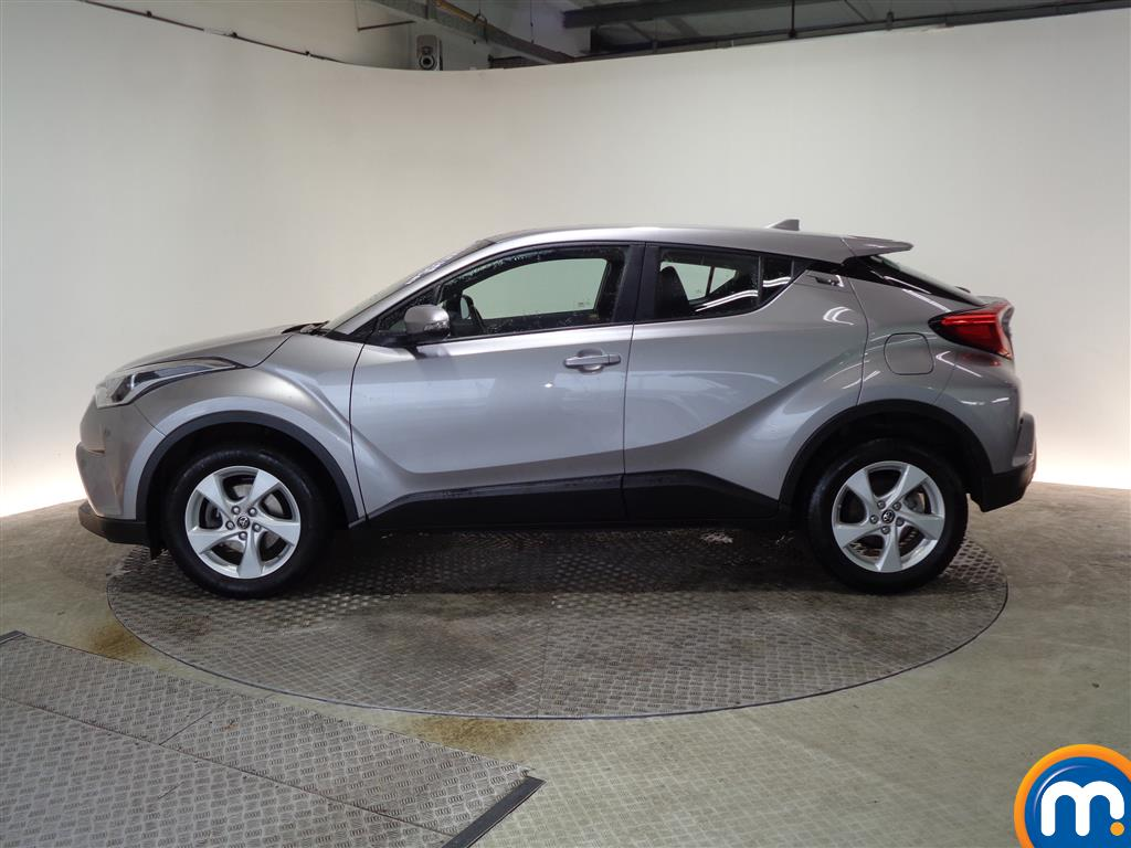 Toyota C-Hr Icon Manual Petrol Hatchback - Stock Number (986321) - Drivers side