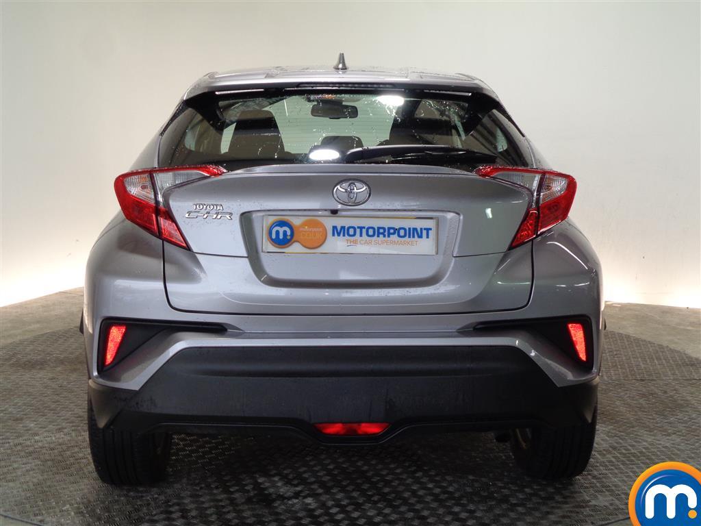 Toyota C-Hr Icon Manual Petrol Hatchback - Stock Number (986321) - Rear bumper