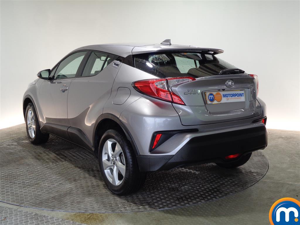 Toyota C-Hr Icon Manual Petrol Hatchback - Stock Number (986321) - Passenger side rear corner