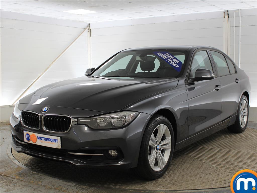 BMW 3 Series Sport - Stock Number (985031) - Passenger side front corner
