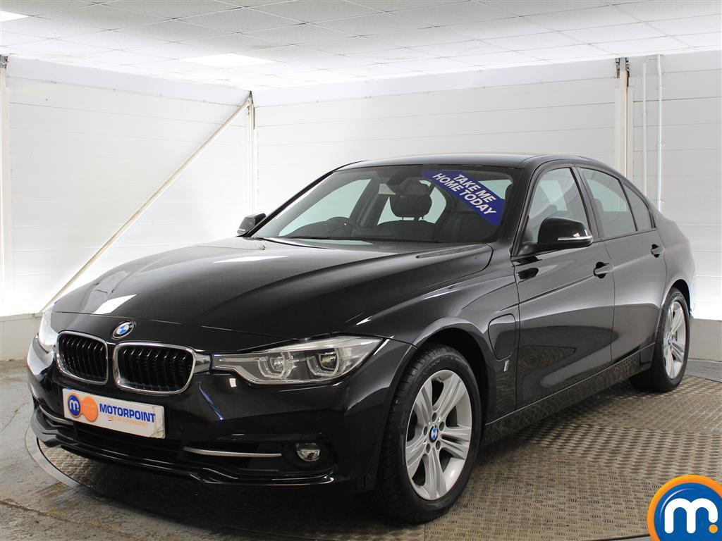 BMW 3 Series Sport - Stock Number (986509) - Passenger side front corner