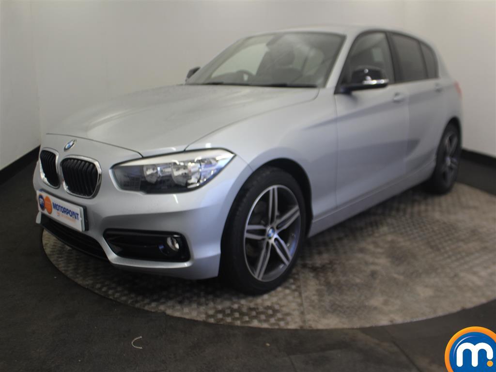 BMW 1 Series Sport - Stock Number (985036) - Passenger side front corner
