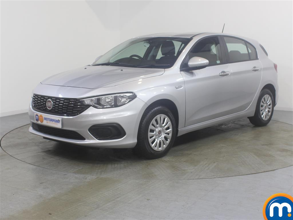 Fiat Tipo Easy - Stock Number (980007) - Passenger side front corner