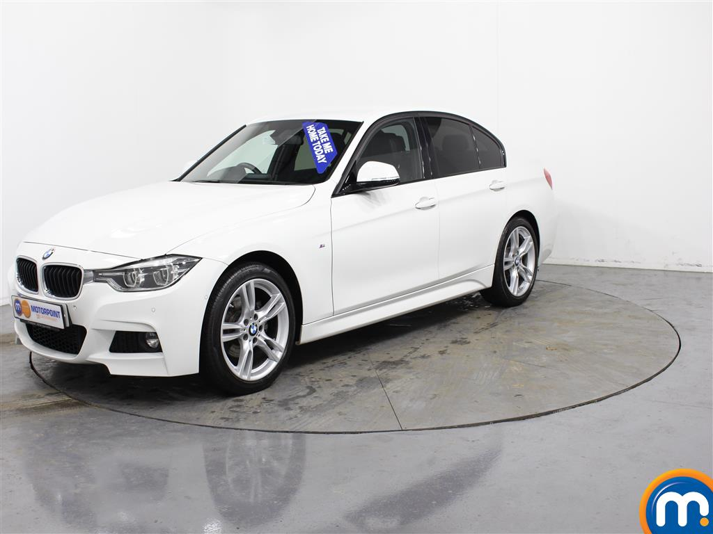 BMW 3 Series M Sport - Stock Number (981051) - Passenger side front corner