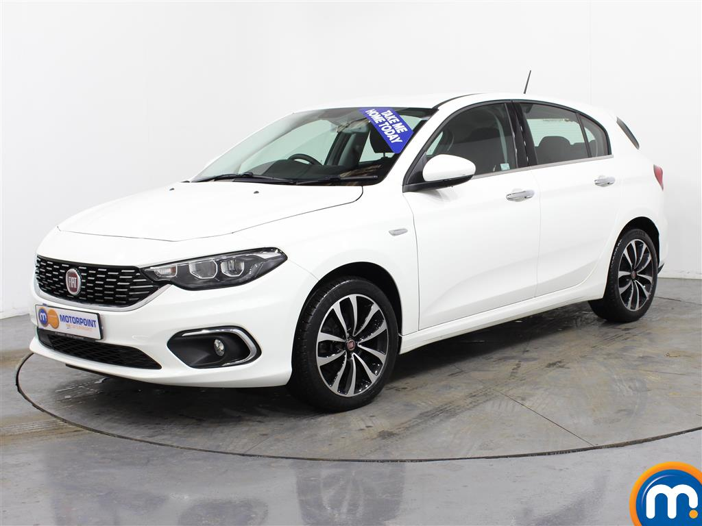 Fiat Tipo Lounge - Stock Number (981552) - Passenger side front corner