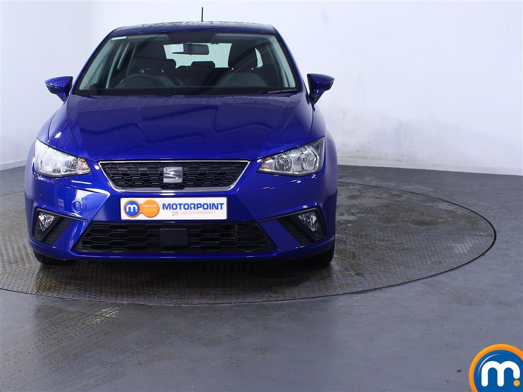 Seat Ibiza SE Manual Petrol Hatchback - Stock Number (987675) - Front bumper