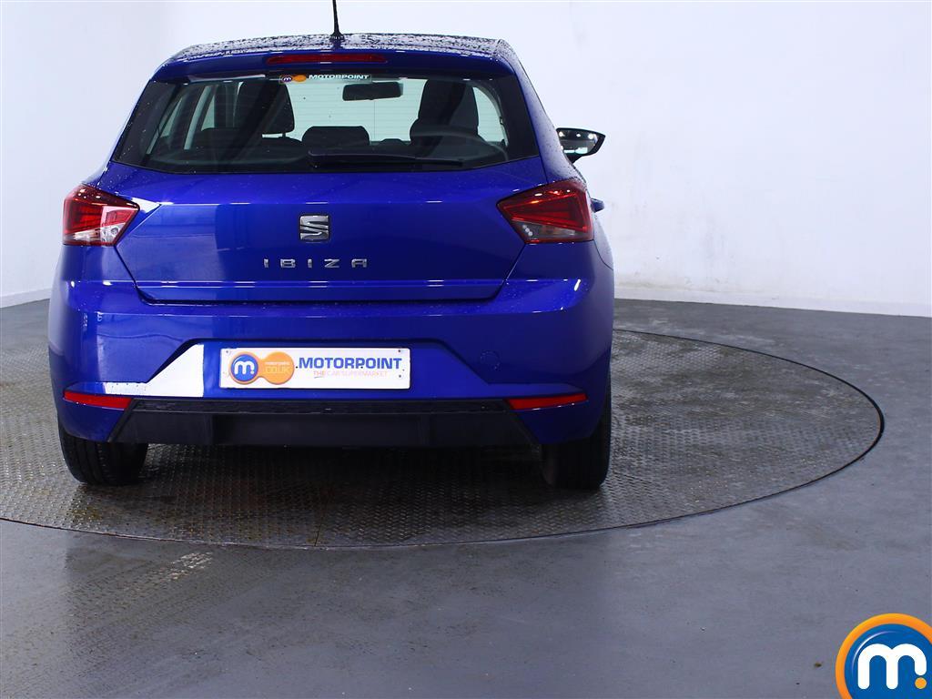 Seat Ibiza SE Manual Petrol Hatchback - Stock Number (987675) - Rear bumper