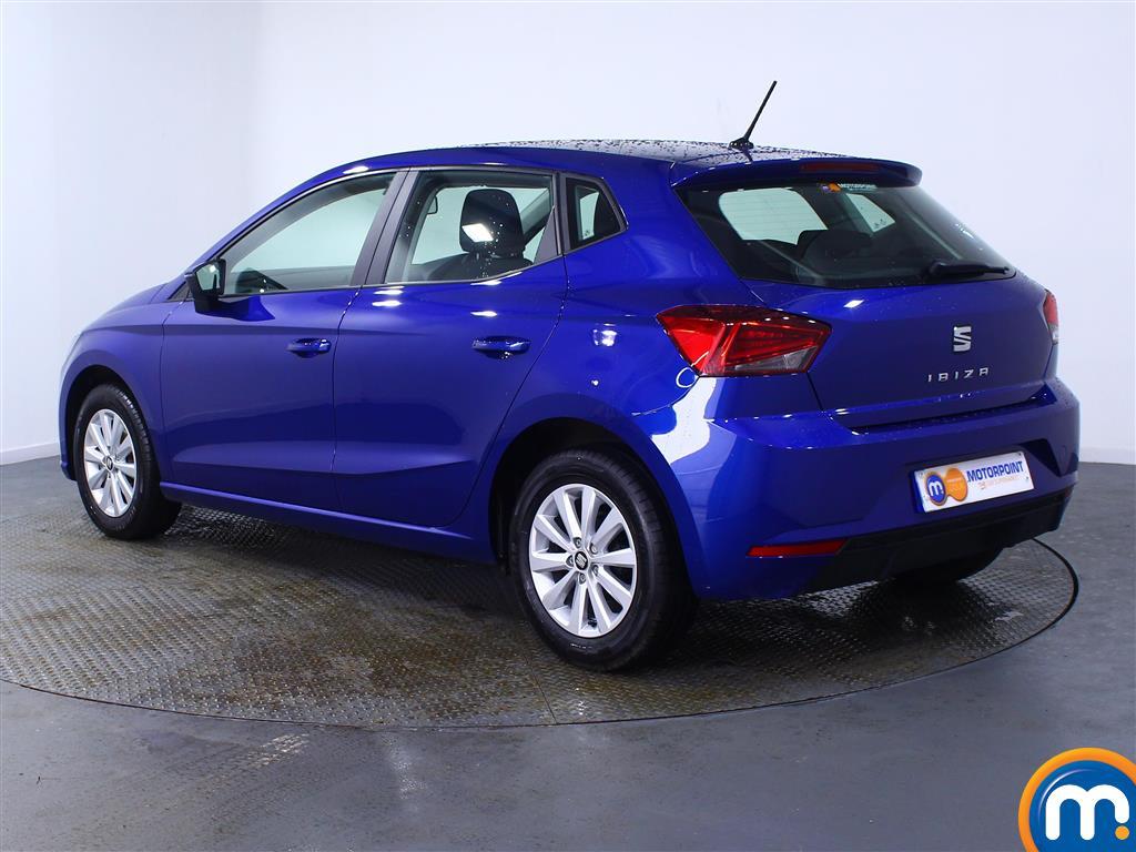 Seat Ibiza SE Manual Petrol Hatchback - Stock Number (987675) - Passenger side rear corner