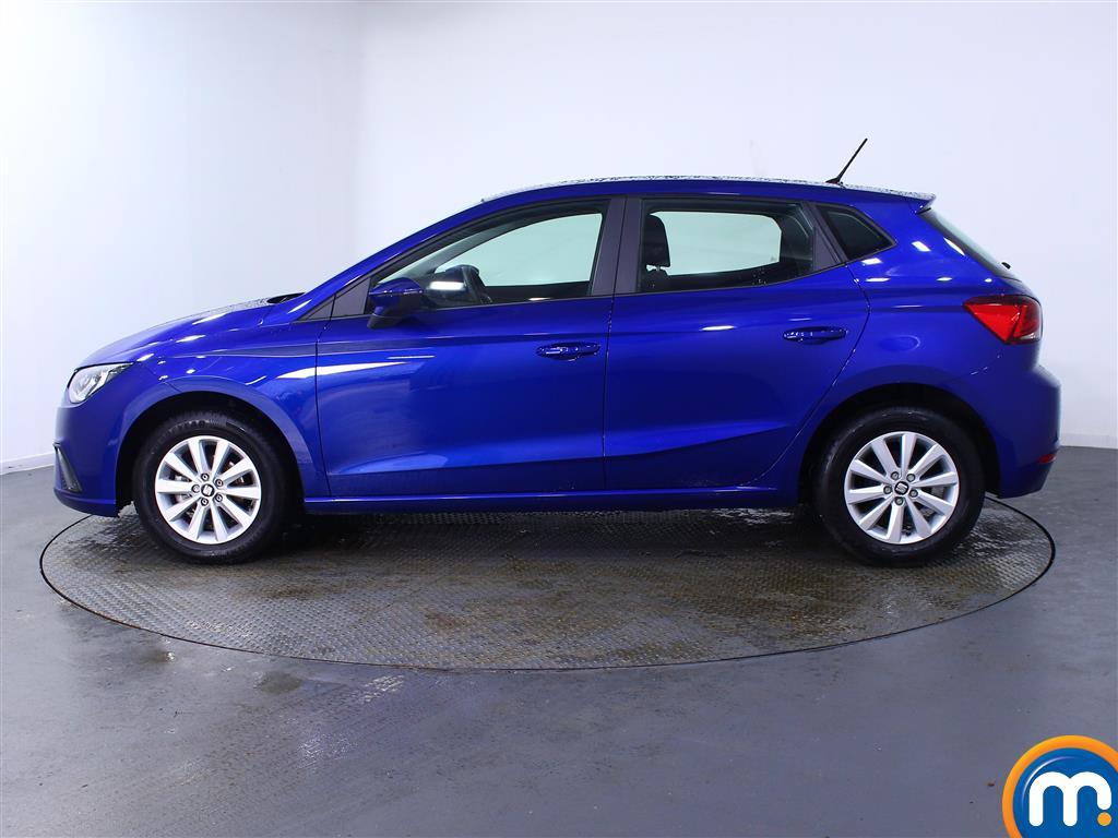 Seat Ibiza SE Manual Petrol Hatchback - Stock Number (987675) - Passenger side