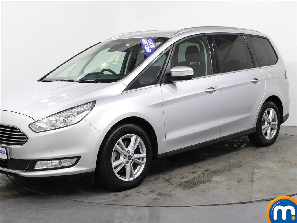 Ford Galaxy Titanium - Stock Number (983038) - Passenger side front corner