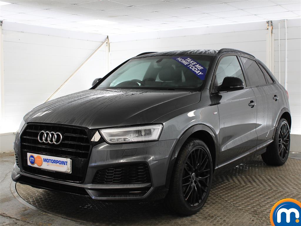 Audi Q3 Black Edition - Stock Number (985008) - Passenger side front corner