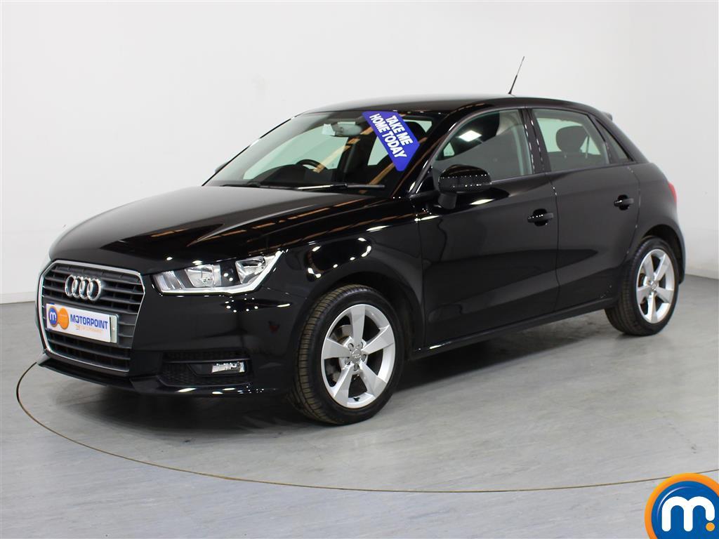 Audi A1 Sport - Stock Number (986302) - Passenger side front corner