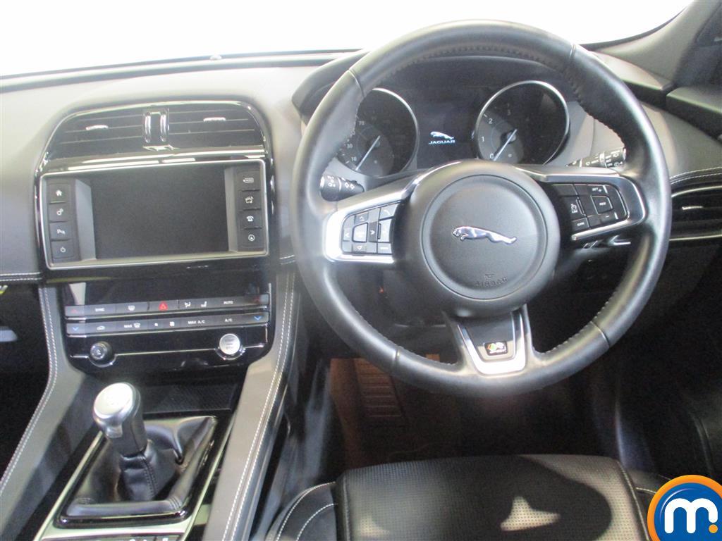Jaguar F-Pace R-Sport Manual Diesel Estate - Stock Number (988474) - 5th supplementary image