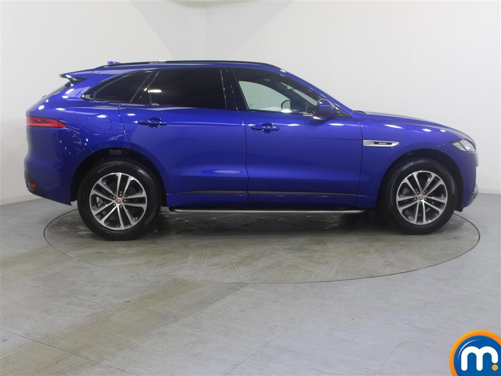 Jaguar F-Pace R-Sport Manual Diesel Estate - Stock Number (988474) - Drivers side
