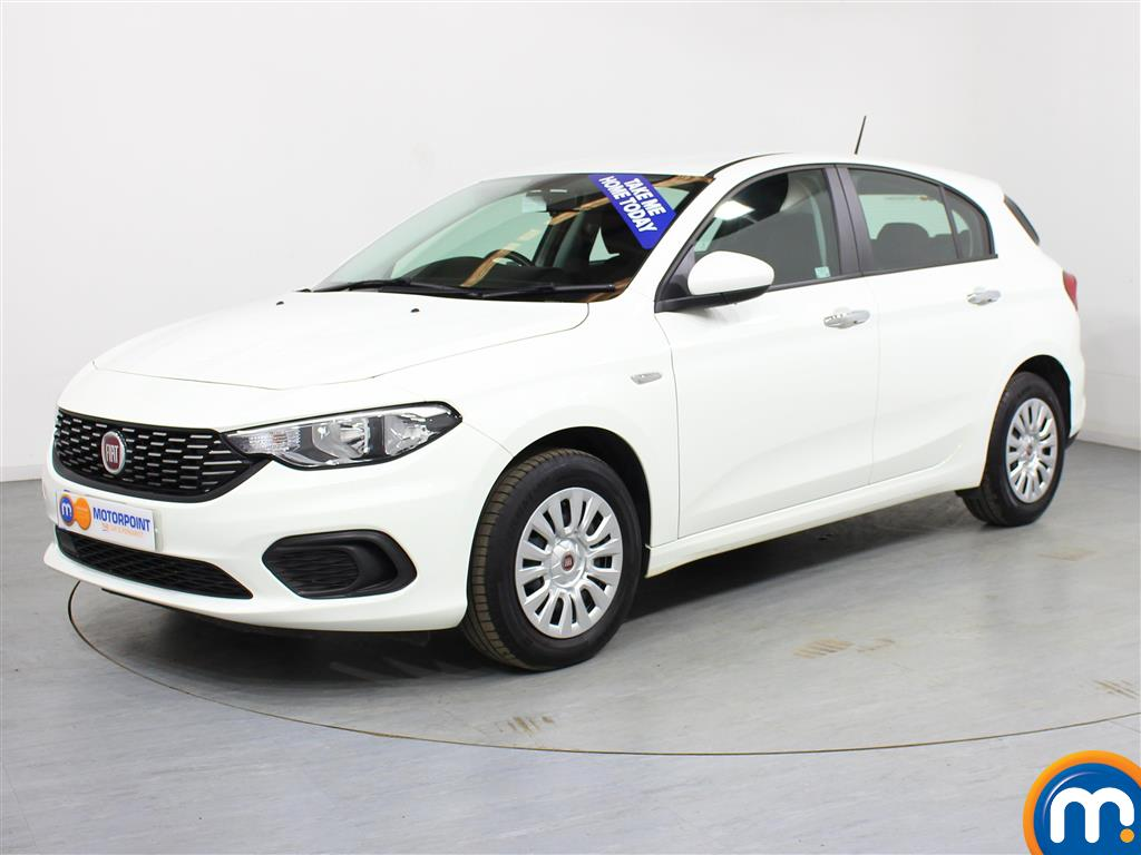 Fiat Tipo Easy - Stock Number (980141) - Passenger side front corner