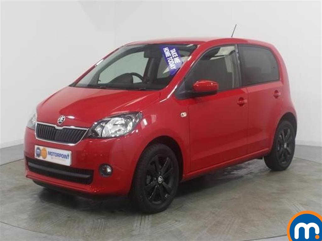 Skoda Citigo Colour Edition - Stock Number (985197) - Passenger side front corner