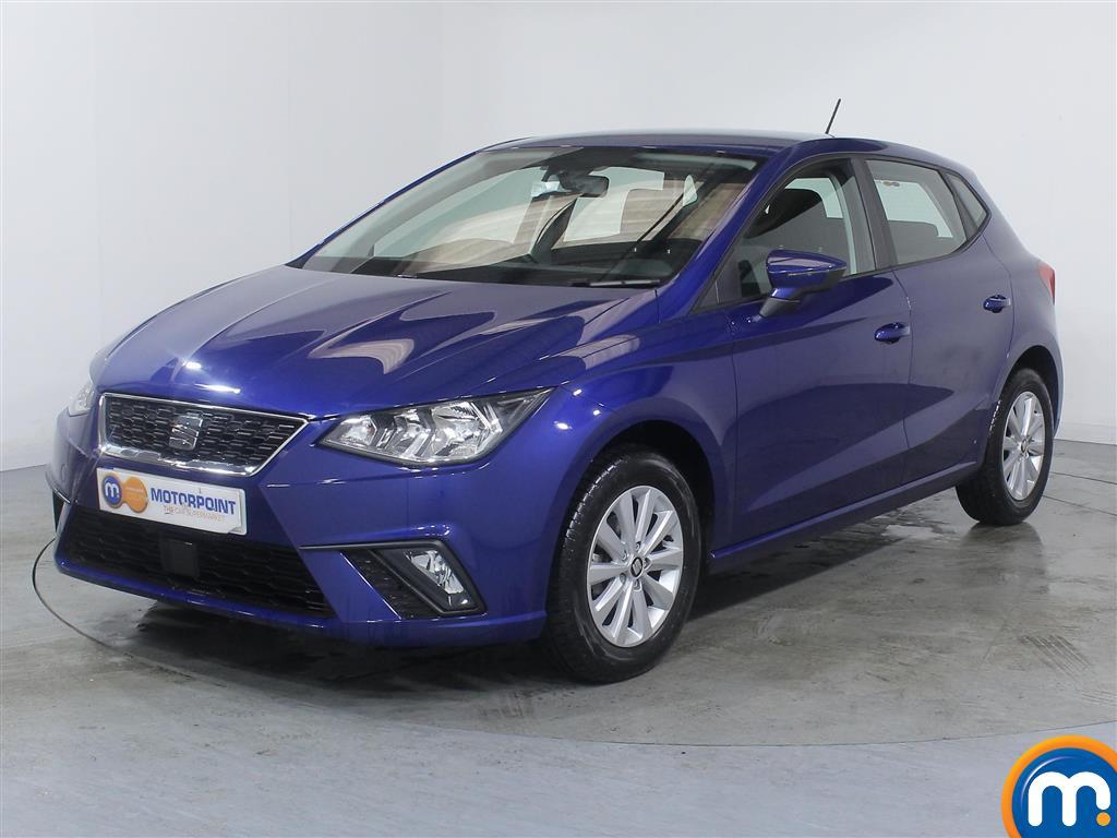 Seat Ibiza SE - Stock Number (987674) - Passenger side front corner