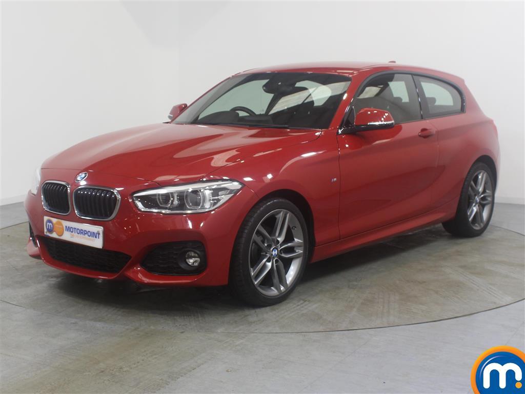 BMW 1 Series M Sport - Stock Number (983576) - Passenger side front corner