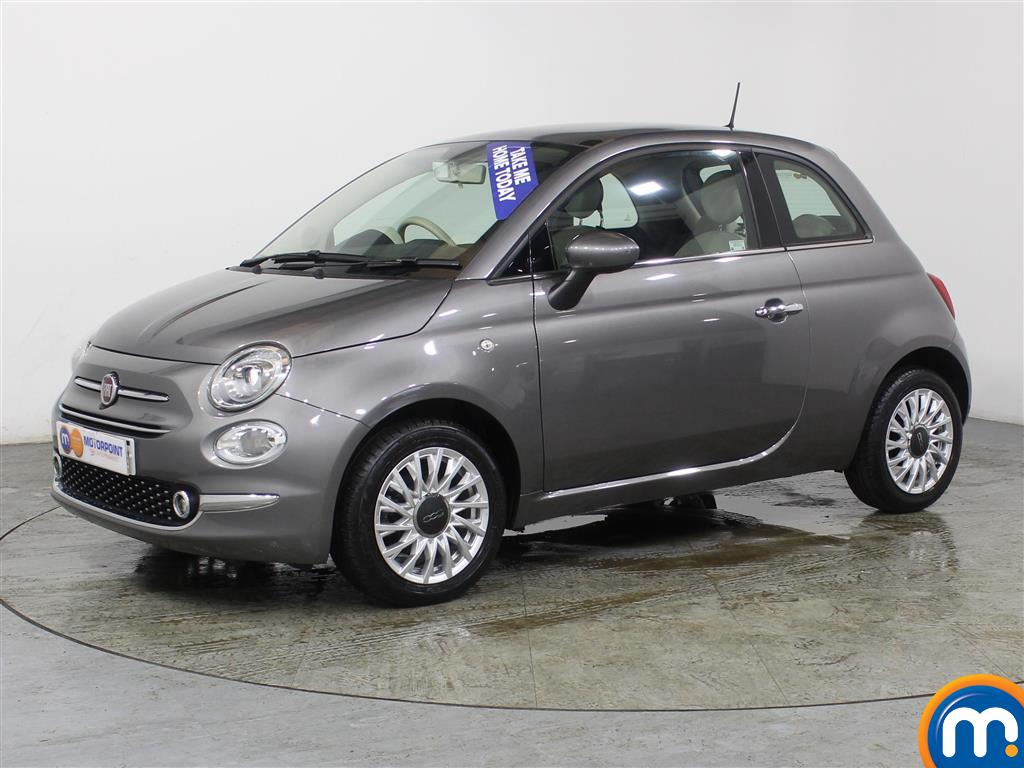 Fiat 500 Lounge - Stock Number (986140) - Passenger side front corner