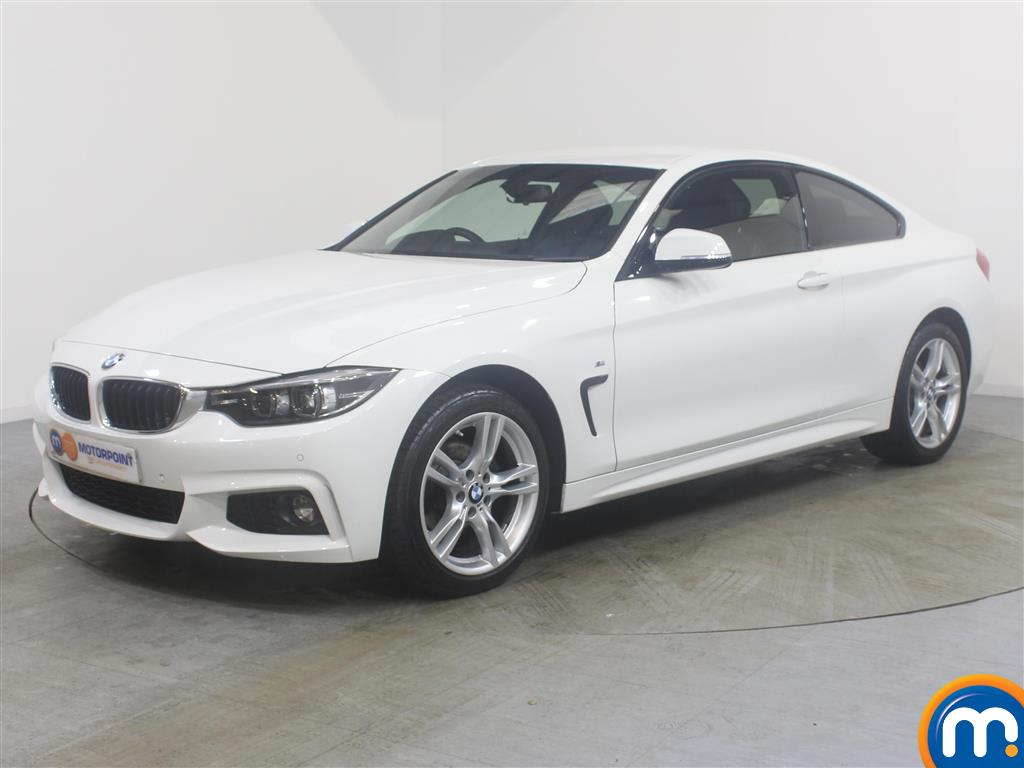 BMW 4 Series M Sport - Stock Number (981881) - Passenger side front corner
