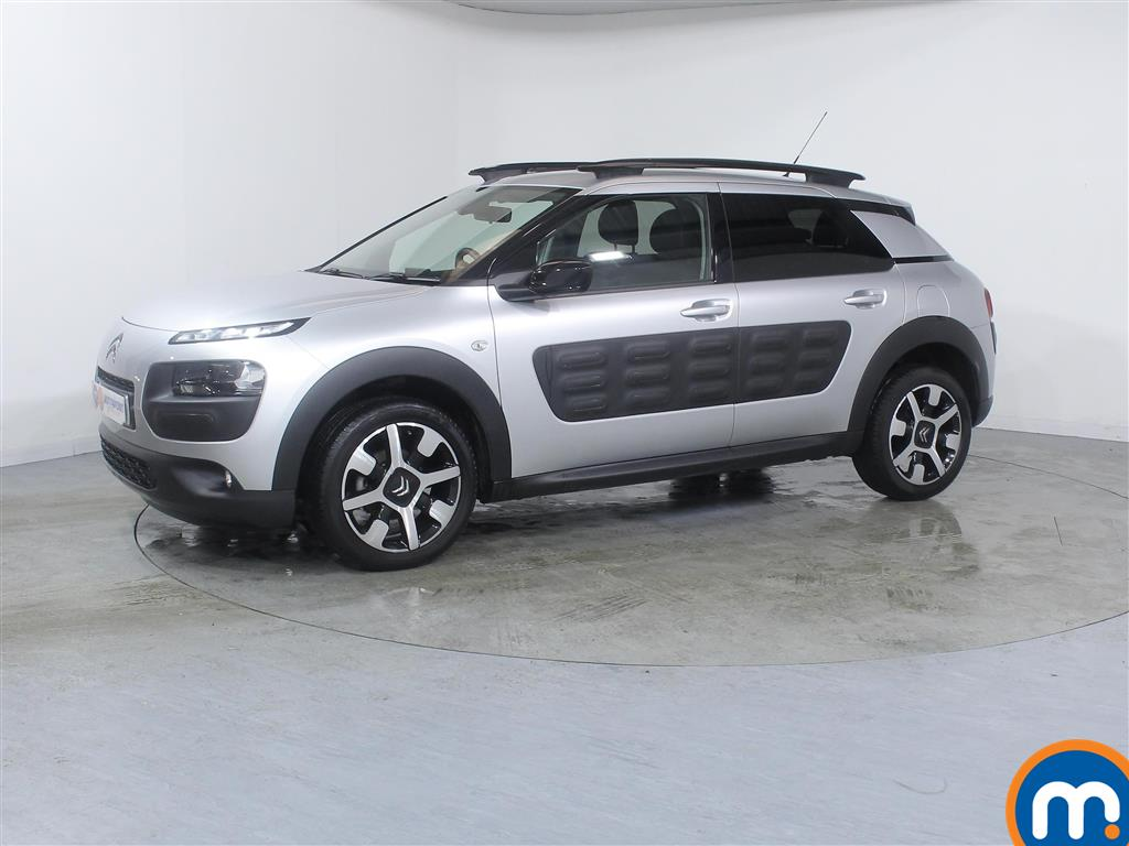 Citroen C4 Cactus Flair - Stock Number (986244) - Passenger side front corner