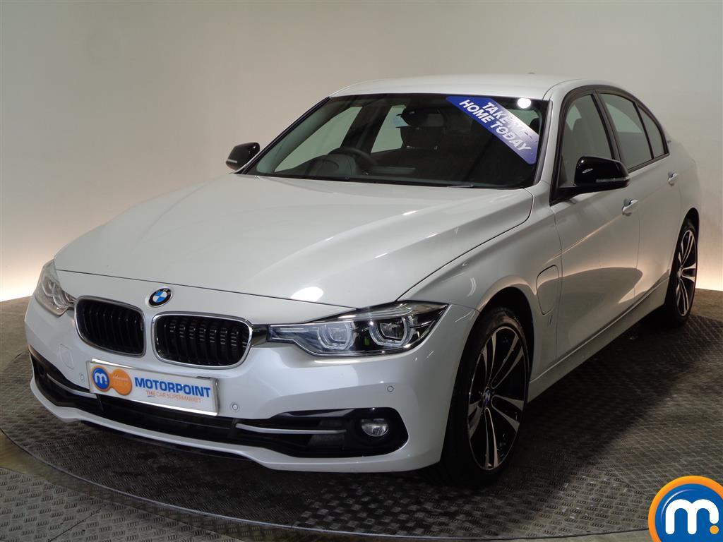 BMW 3 Series Sport - Stock Number (987592) - Passenger side front corner