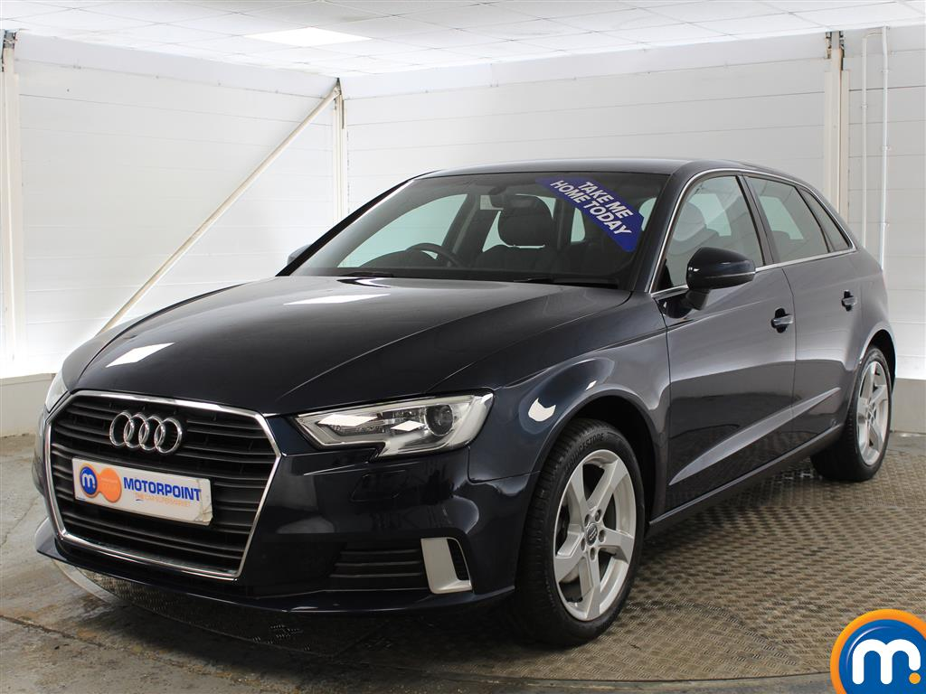 Audi A3 Sport - Stock Number (987524) - Passenger side front corner