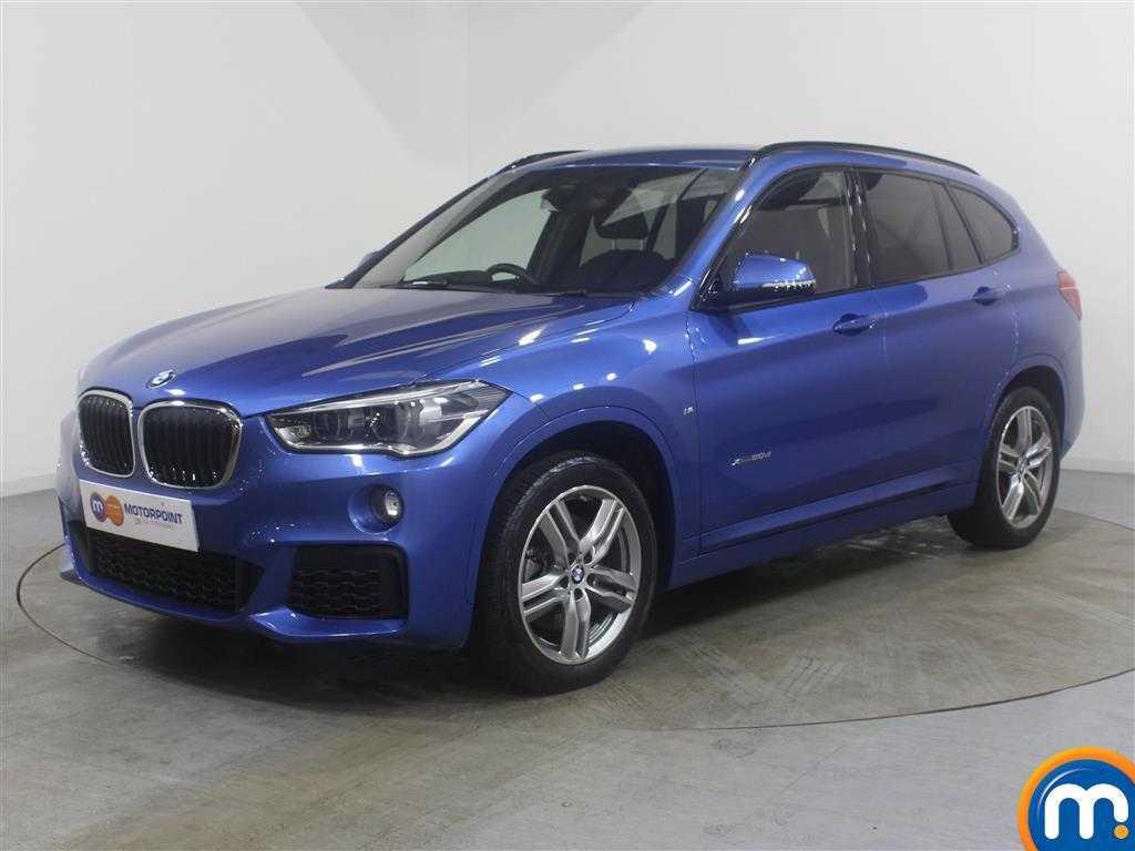 BMW X1 M Sport - Stock Number (980275) - Passenger side front corner