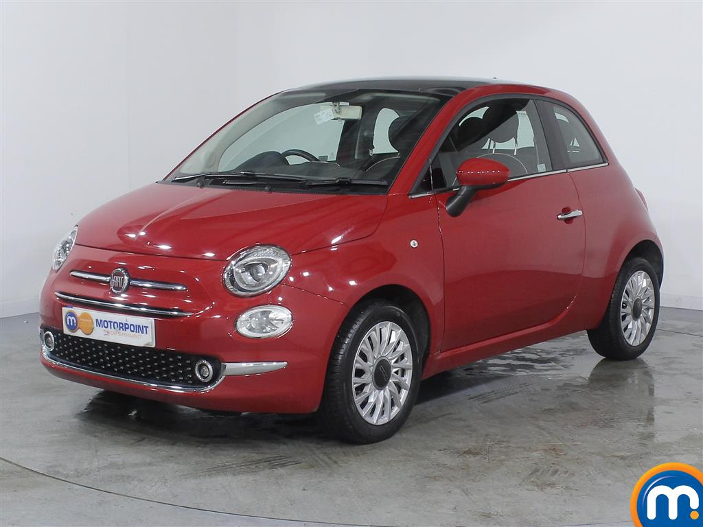 Fiat 500 Lounge - Stock Number (981493) - Passenger side front corner