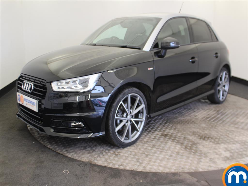 Audi A1 Black Edition Nav - Stock Number (987221) - Passenger side front corner