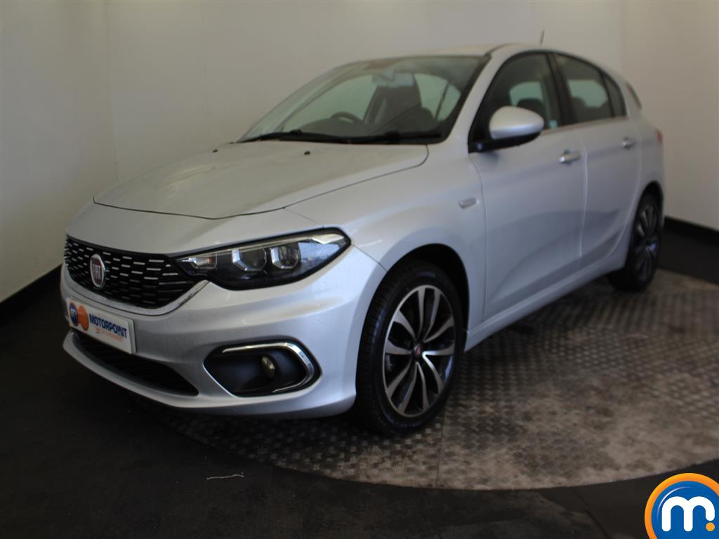 Fiat Tipo Lounge - Stock Number (980048) - Passenger side front corner